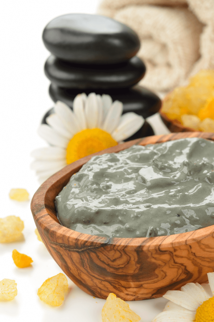 French Green Clay Benefits for Skin