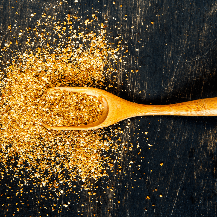 orange peel powder for skincare