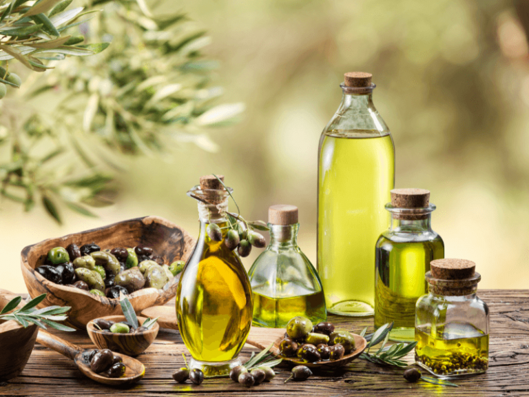 Olive Oil Benefits for Skin: How to Use, Where to Buy + DIY Recipes