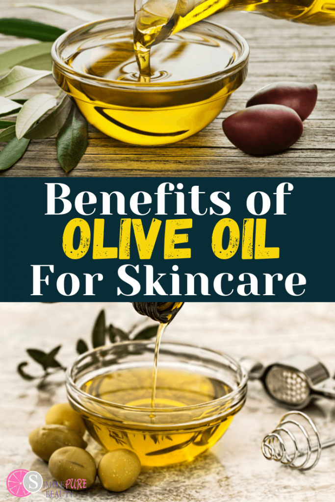 Olive Oil Benefits in Skincare