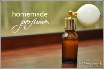 My Merry Messy Life Perfume Recipes