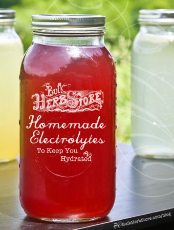 Homemade Electrolyte Drinks to Keep You Hydrated!