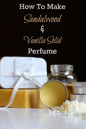 Mommypotamus Solid Perfume Recipe